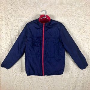 Blair reversible windbreaker/fleece jacket [used]